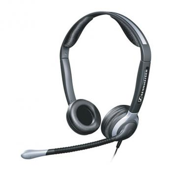 CC520 Over the Head Ultra Noise Canceling Duo Headset