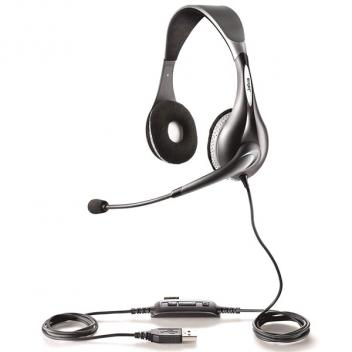 Jabra UC Voice 150 Duo Corded Headset