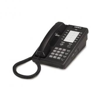 Cortelco Patriot Black Telephone