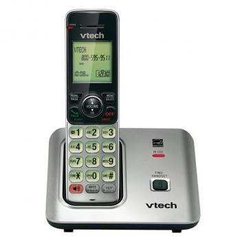 Vtech VT-CS6619 DECT 1.9 GHz Caller ID Cordless Phone