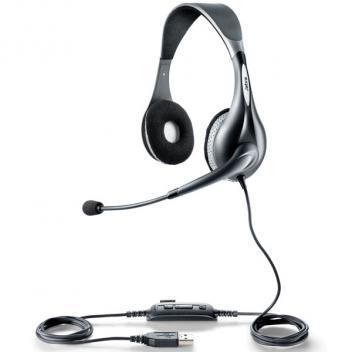 JABRA Voice 150 USB Duo UC Corded Headset