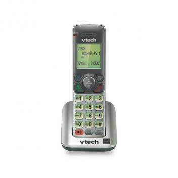 Vtech VT-DS6601 Caller ID Accessory Cordless Phone - Silver