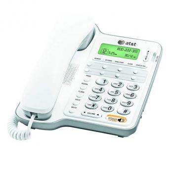 AT&T CL2909 Corded Phone with Caller ID