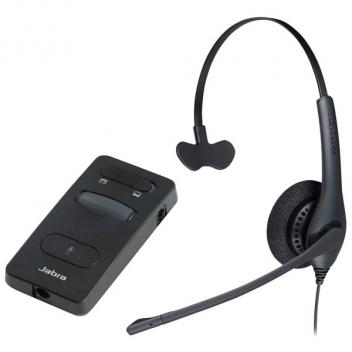 Jabra GN 2020 Tele Mono Corded Headset with LINK 850 Amp