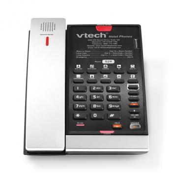 Vtech VTH-CTM-S2421-MB DECT 6.0 SIP 2-Line Cordless Phone - Black