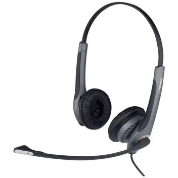 Jabra GN2025 Duo IP MS OC Corded Headset