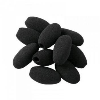 Jabra UC Voice 750 Mic Foam Cushion Black (10 pack)