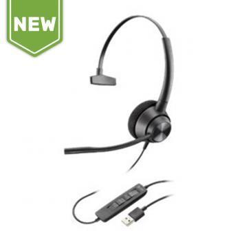 Plantronics ENCOREPRO EP310 USB-A Monaural Corded headset