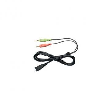 VXi QD1030-P Cord Two 3.5mm phono jack lower cord