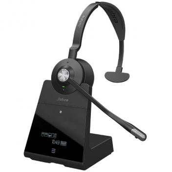 Jabra Engage 65 Mono Wireless Headset with Base Unit