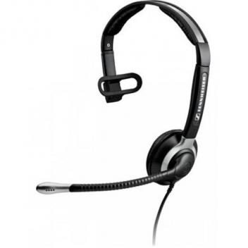 Sennheiser CC515IP Wideband, Mono Headset with Ultra-Noise Cancelling Mic