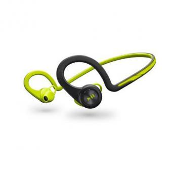 Plantronics BackBeat Fit Stealth Green Bluetooth Headset