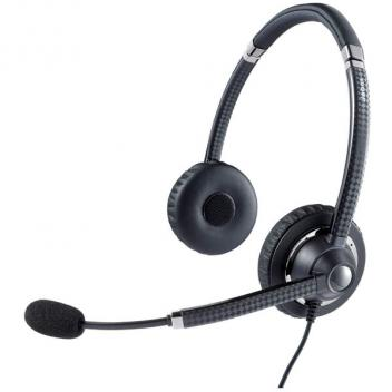 Jabra UC Voice 750 USB Duo Wired Headset Microsoft Lync/OC