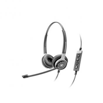 Dual Sided USB Corded Headset