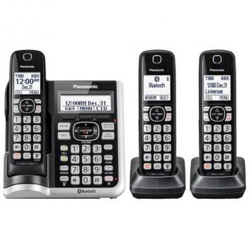 Panasonic KX-TGF573S Link2Cell Bluetooth Cordless Handsets - 3HS
