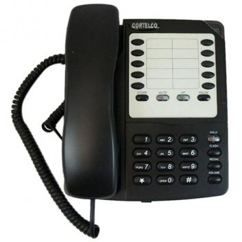 Cortelco Colleague Speakerphone BK Telephone