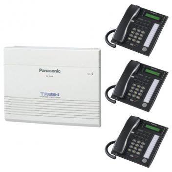Panasonic KX-TA824PACK Business Corded Phone