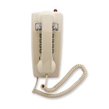 Cortelco Wall Phone Message Waiting Light - Ash