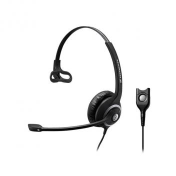 Sennheiser SC230 Wideband Mono Headset with Noise Canceling Mic