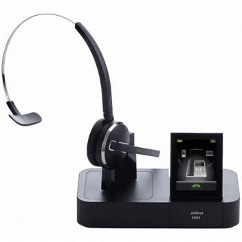 Jabra PRO 9470 Wireless Headset & 2.4