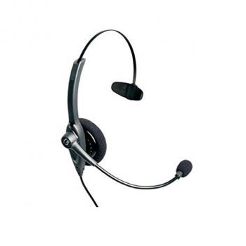 VXI Passport 10P Over-the-head Mono Headset with N/C Microphone - Box