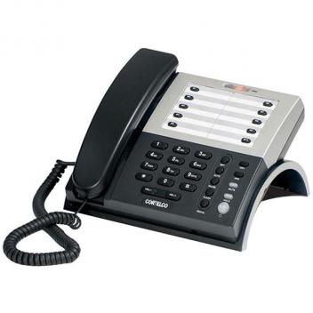 Cortelco Basic Single-Line Business Telephone with Speaker