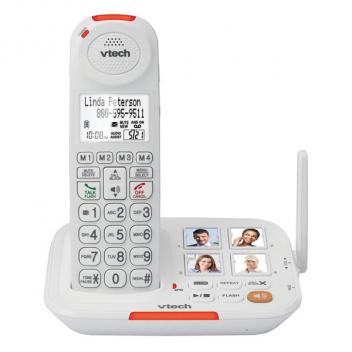 Vtech VT-SN5107 Caller ID Careline Amplified Cordless Phone
