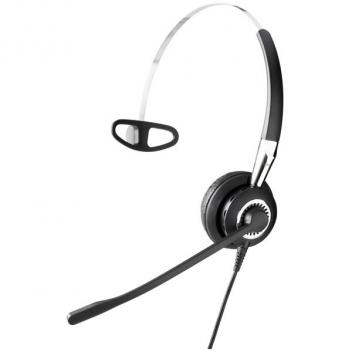 Jabra BIZ 2400 II 3-in-1 Mono Noise Cancelling Corded Headset