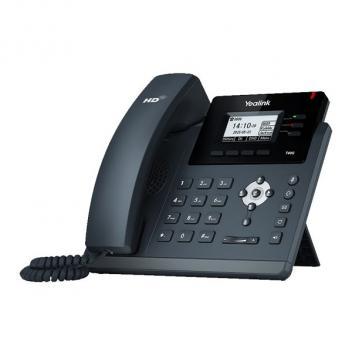 Yealink YEA-SIP-T40G-PSU Optima HD IP POE Corded Phone