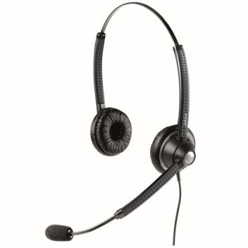Jabra BIZ 1900 Duo Corded Headset