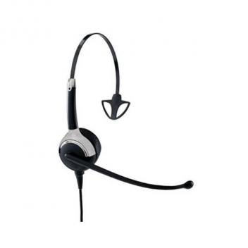 VXI UC ProSet 10V DC Over-the-head Mono Headset With DC N/C Microphone - Bulk