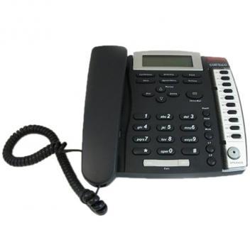 Cortelco Medallion 2-Line Corded Telephone