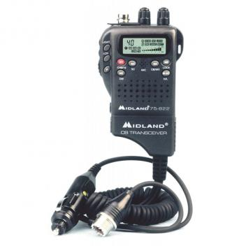 Midland Radio Handheld Mobile CB w/ Adapter