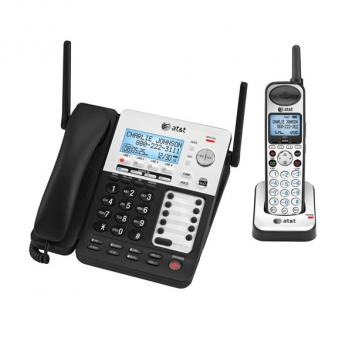 AT&T SynJ 4-Line Corded/Cordless SMB Phone