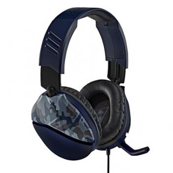Turtle Beach Recon 70 Blue Camo Corded Gaming Headset