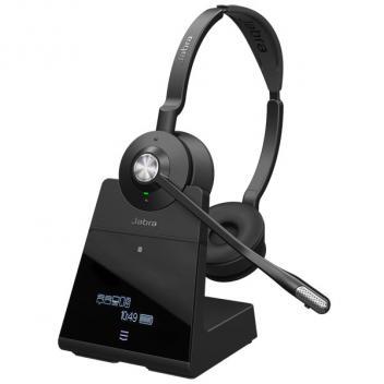 Jabra Engage 75 Stereo Wireless Headset with Base Unit