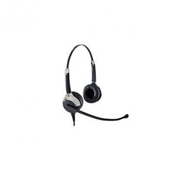 VXI UC ProSet 21V Over-the-head Binaural Headset With N/C Microphone - Bulk