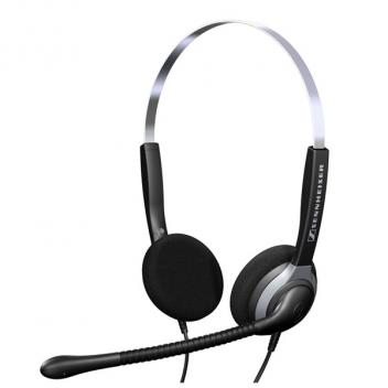 Sennheiser SH250 Duo Headset with Omni-Directional Microphone