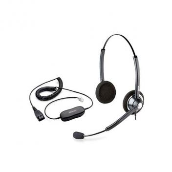 Jabra BIZ 1900 Duo Corded Headset with GN1200 Cable