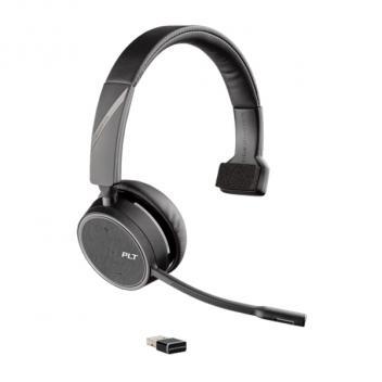 Plantronics Voyager 4210 UC USB-A Bluetooth Headset