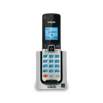 Vtech VT-DS6600 Call Waiting Accessory Cordless Phone - Silver