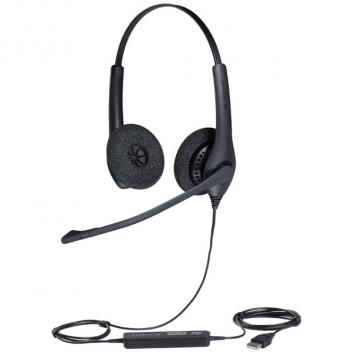 Jabra BIZ 1500 Duo USB Corded Headset