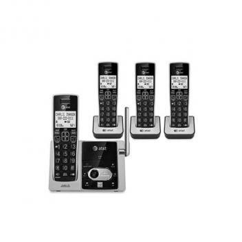 ATT-CL82413 4 Handset Answering System CID