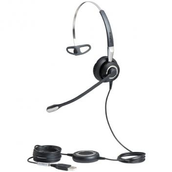 Jabra BIZ 2400 II 3 in 1 Mono USB Bluetooth Headset with NC Mic for Microsoft Lync