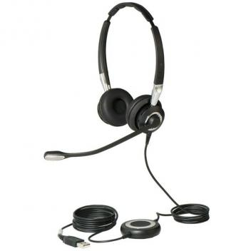 Jabra BIZ 2400 II Duo Noise Cancelling USB Wired Headset