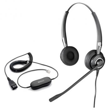 Jabra BIZ 2470 Mono UNC Headset with GN1200 Cable