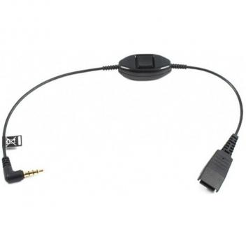 Jabra Audio Adapter Cable Jabra QD to 3.5mm