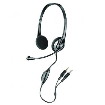 Plantronics Audio 326 Stereo PC Corded Headset