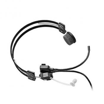 Plantronics SMS Commercial Aviation Corded Headset with XLR5 for Airbus, 1 Connector