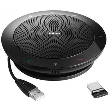 Jabra SPEAK 510+ USB Bluetooth Speakerphone Microsoft Lync/OC